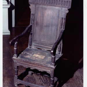 Governor Arnold Chair
