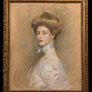 Portrait of Charlotte Warren Greenough
