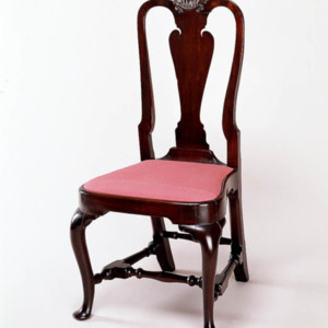 American Queen Anne Side Chair