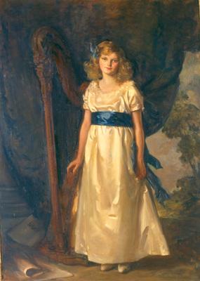 Portrait of Doris Duke